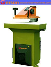 20 ton hydraulic swing arm cutting machine