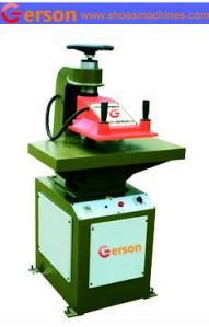 hydraulic mini clicker press