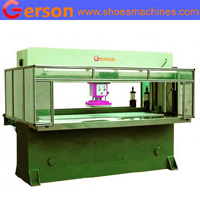 Manual traveling head cutting machine