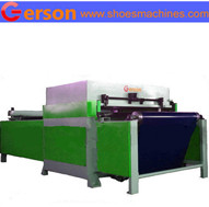 PVC die cutting machine