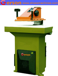22 Ton clicker press