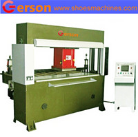 Continuous feed and CNC die cutting machine