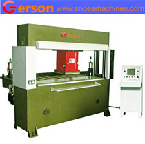 automatic Crosshead die cutting machine