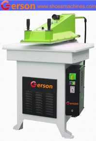 cutting machine with rotating arm