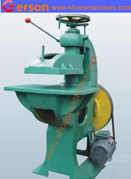 small mechanical die cutting press