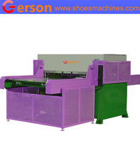 Thermoformed Plastic Trays cutting machine