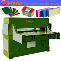 Melamine Cellulose  Sponge Die Cutting Machine