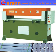 PVC,PET,PS,PP collar plastic stay band cutting machine