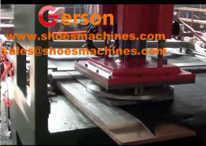 CNC rotating head press machinery
