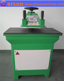 Cartoon Printed Hairpin Swing Arm Cutting Machine