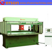 Pet Expandable Braided Sleeving Hydraulic die cutting press