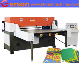 Automatic Feeding Material Four-Column Hydraulic Die Cutting Machine