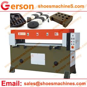 Diecutting mold stamping rigid foam cutting machine