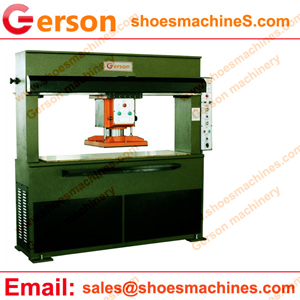 Hydraulic Shoelace Movable Head Cutting Machine