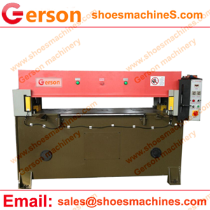 Buffer cotton oil pressure die cutting machine