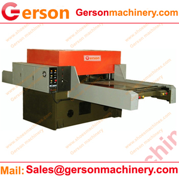 70 ton beam clicker press die cutting machines