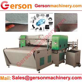 auto velour carpet car head liner celling die cutting machine
