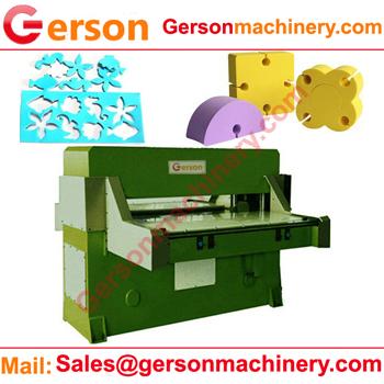 eva foam sheet die cutting machine